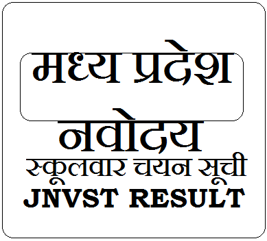 MP State JNVST Result 2020